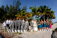 Fort Zachary Taylor Wedding- Ocean Key Reception
