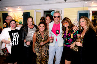 Jackie + Jamie's 40th Miami Vice Style!