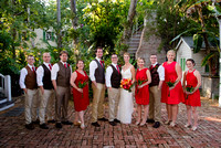 Audubon House- Key West Wedding