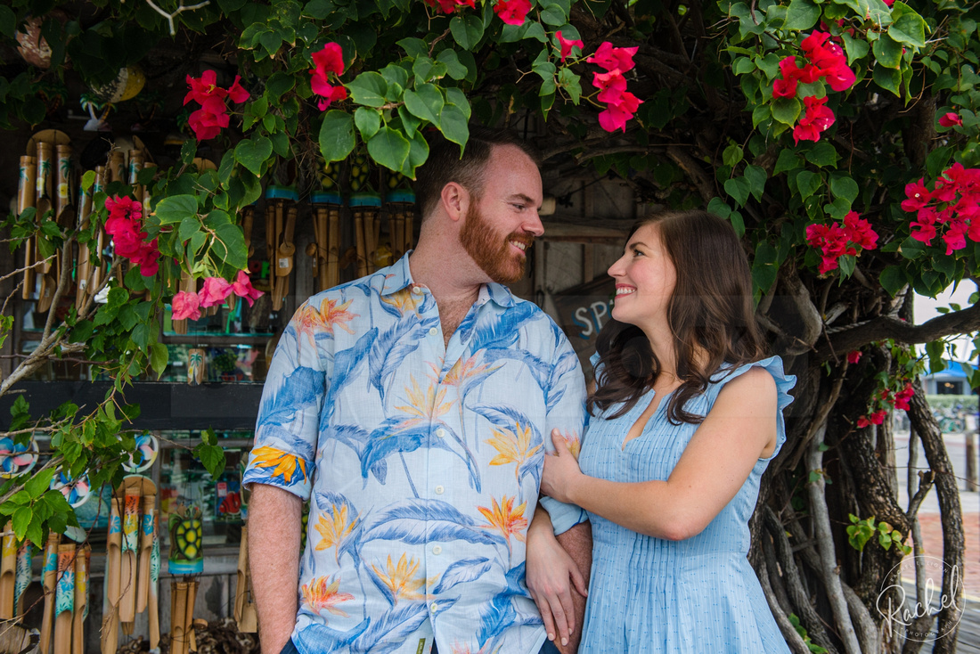 Key West Engagement Photos